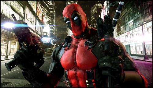 Deadpool'dan Film İçi Görüntüler Geldi!