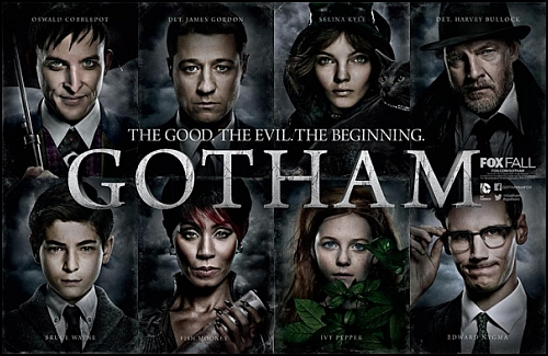 Gotham Dizisinin İkinci Sezonu Hayli İddialı Geliyor