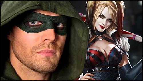 Suicide Squad'dan Önce Arrow'un Harley Quinn İçin Planları Vardı. Fakat Müdahale Geldi