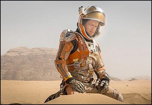 Marslı Filminden 7 Yeni Görüntü