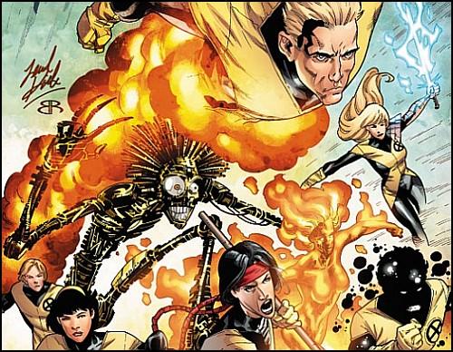 """Bir Sonraki X-Men Filmi """"New Mutants"""" Üzerine Olacak"""