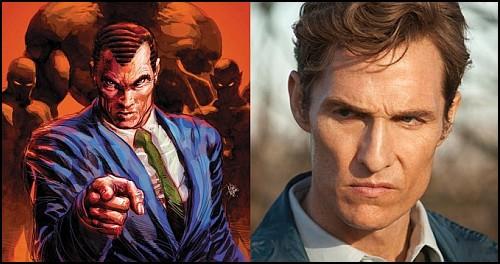 Norman Osborn İçin Matthew McConaughey Söylentisi