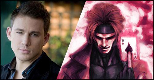Channing Tatum, Gambit Filmi Hakkında Konuştu