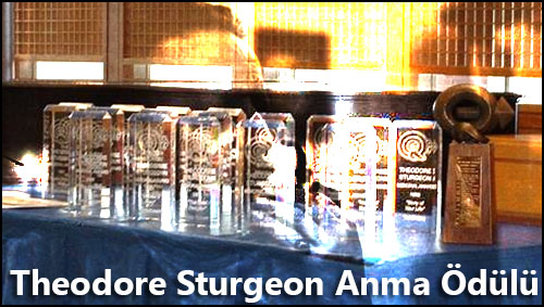 Theodore Sturgeon Anma Ödülü 2015 Finalistleri Belli Oldu