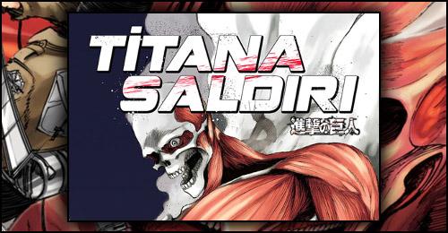 Titana Saldırı 3 Çıktı