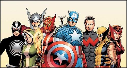 """""""Uncanny Avengers"""" Türkçe Olarak Bizlerle"""