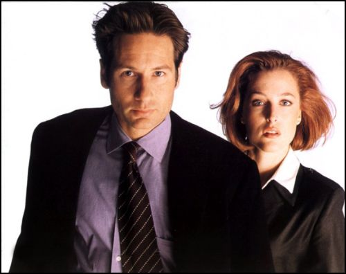 X-Files'ın Yeni Senaryosu Ajan Mulder'ı Ağlatmış