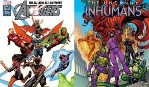 Marvel Evreninde Neler Oluyor? Ya Da All-New All-Different İle Nereye Gidiyoruz?