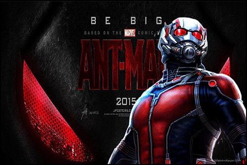 Ant-Man Filminin Yeni Posterleri Avengers'ı Tiye Alıyor