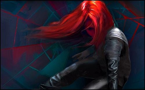 Black Widow Romanı ve Yazarı Üzerine