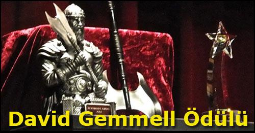2015 David Gemmell Ödülü İçin Oy Verin. Hepsi Tanıdık İsimler!