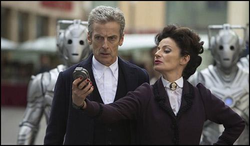 Missy, Doctor Who 9. Sezonunda Geri Dönüyor. Abov!