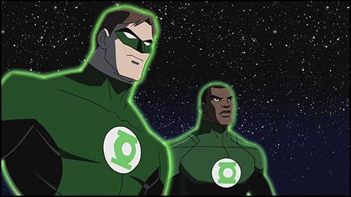 Green Lantern Filminde Birden Fazla Green Lantern Olabilir