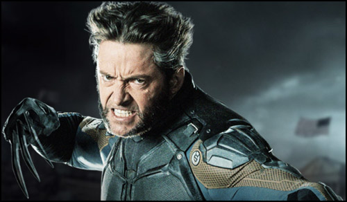 Wolverine, X-Men: Apocalypse Kadrosunda Mı?