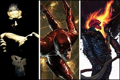 Marvel'den Süper Kahraman Dizisi Atağı!