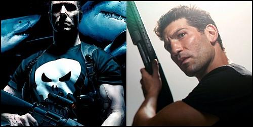 Daredevil'a Konuk Olacak Punisher'ın Aktörü Hazır! Dizinin Yeni Logosu Da Öyle