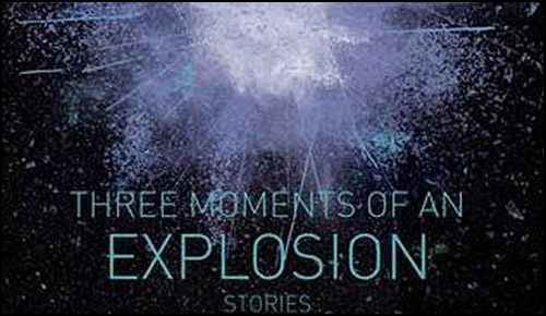 Three Moments of an Explosion ust