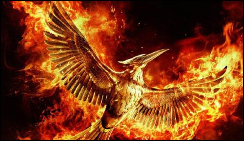 The Hunger Games'te Finale Doğru