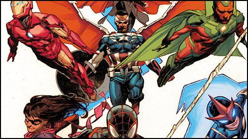 Marvel'ın All New All-Different'ında Gelişmeler Sürüyor! Hamile Süper Kahraman da Cabası