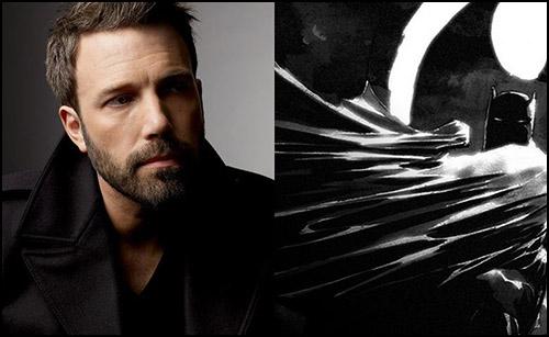 Kesinleşti: Ben Affleck Yeni Batman Filmini Yazacak, Yönetecek, Oynayacak