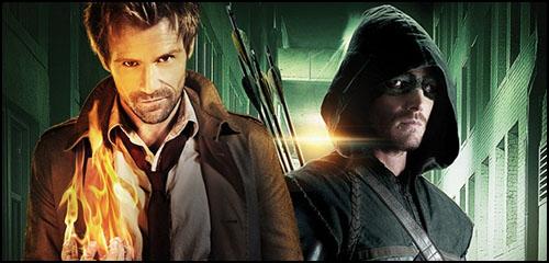 Constantine'i Arrow'un Yeni Sezonunda Görebiliriz
