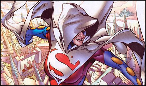 """Lois Lane'in Kız Kardeşi """"Supergirl"""" Dizisine Katılıyor"""