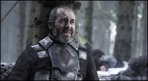 Stannis Baratheon'un Kaderine Yönetmeni Son Noktayı Koydu