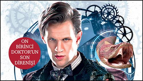 Doctor Who Kitaplarına Bir Yenisi Eklendi: Trenzalore Öyküleri