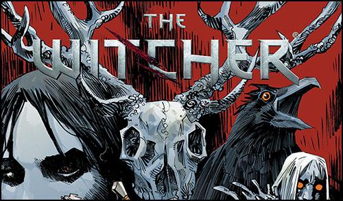 Witcher Çizgi Romanını Aldınız mı?