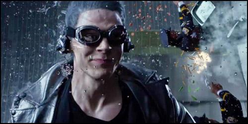 Evan Peters, X-Men Apocalypse'teki Sahnesi Hakkında Konuştu