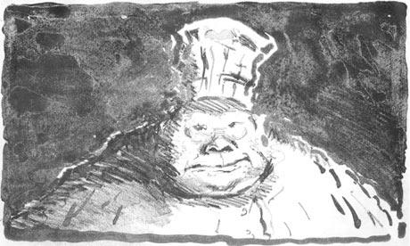 Baş aşçı Swelter