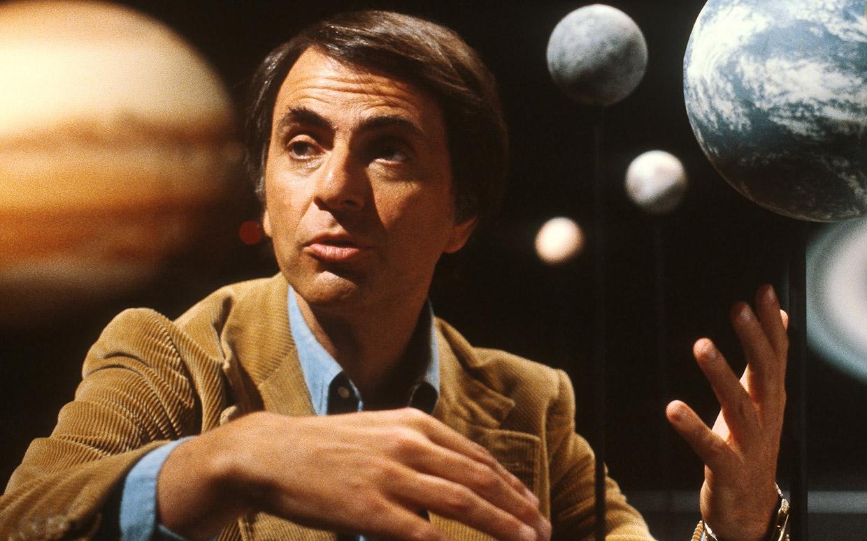 Carl Sagan'ın Hayatı Sinemaya Aktarılıyor