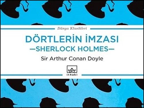 """İthaki, Sherlock Serisi'nde Hız Kesmiyor: """"Sherlock Holmes – Dörtlerin İmzası"""""""