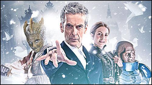 Doctor Who: Siluet, Eylülde İthaki'de!