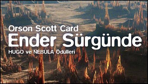 """Ender Serisinin 6. Kitabı """"Ender Sürgünde"""" Raflarda!"""