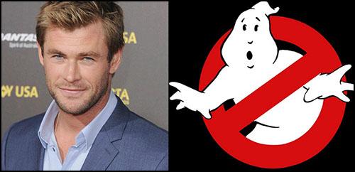 Hayalet Avcıları'ndan Bu Defa Chris Hemsworth'ün Bir Sahnesi Sızdı. Şaşkınız!