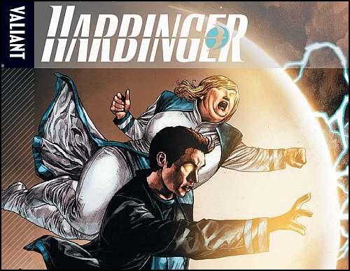 Harbinger, 2. Cilt İle Devam Ediyor