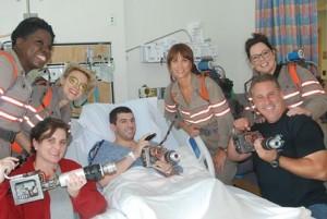 hayalet avcilari hastane ziyaret 1