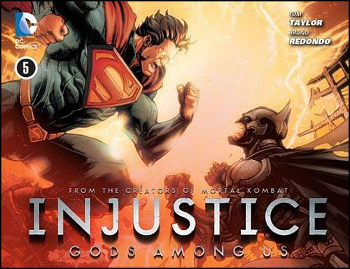 """""""Injustice: Gods Among Us"""" Çok Yakında Türkçede!"""