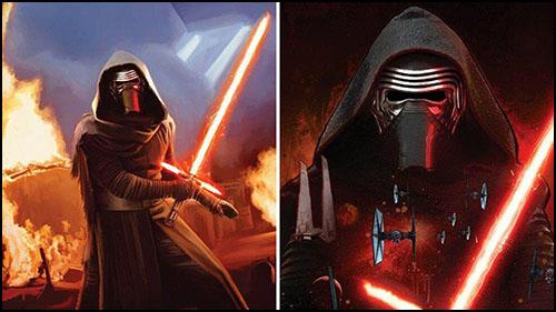 Star Wars'un Yeni Kötü Adamı Kylo Ren Bir Sith Değilmiş!