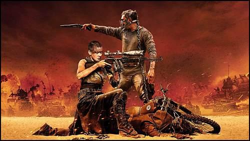 Mad Max: Fury Road'un Hikayesi Mısır Hiyeroglifleriyle Anlatılırsa…