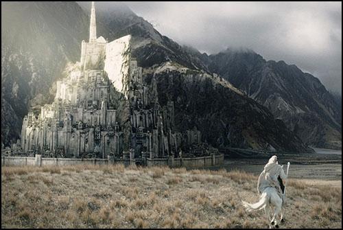 İngiliz Mimarlar Gerçek Bir Minas Tirith İnşa Etmek İstiyor!