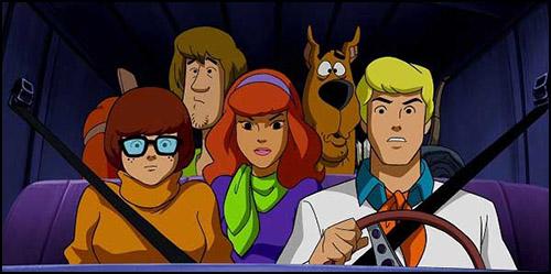 Scooby-Doo'nun Yeni Animasyon Filmi Geliyor!