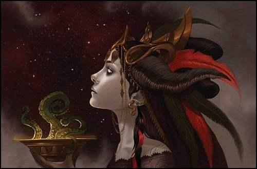 """Dünyanın Dört Bir Yanındaki Kadın Yazarlardan Lovecraft Temalı Öykü Antolojisi: """"She Walks in Shadows"""""""