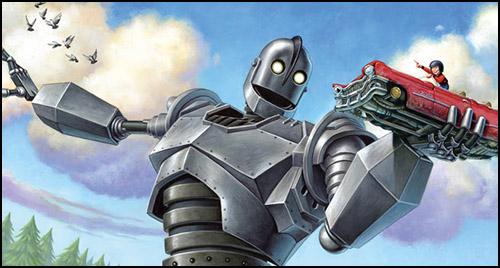 The Iron Giant, Yeniden Düzenlenmiş Haliyle Tekrar Sinemalarda!