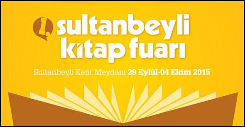 1. Sultanbeyli Kitap Fuarı Başlıyor