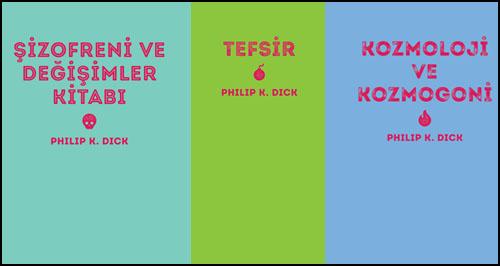 Altıkırkbeş'ten 3 Yeni Philip K. Dick Kitabı