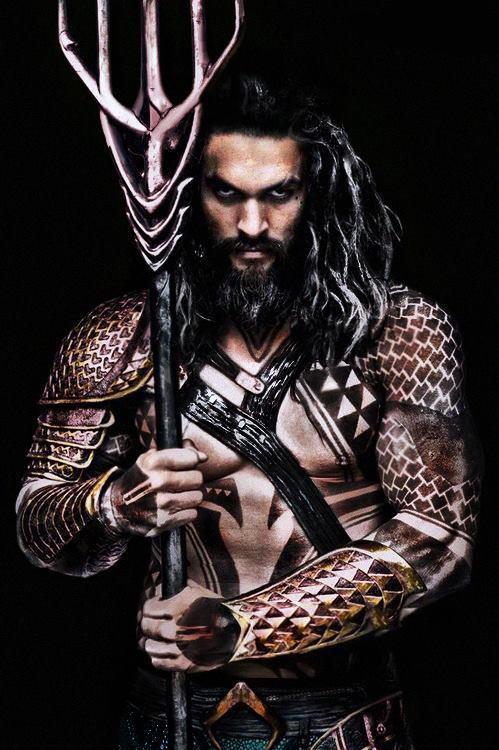 """Jason Momoa'nın Aquaman Kostümü """"Kirlilikten"""" Esinlenilmiş ..."""