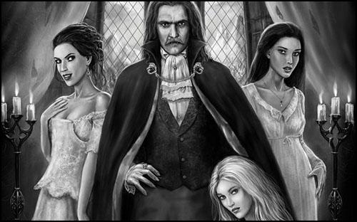 """""""Dracula'nın Gelinleri"""" Televizyona Uyarlanıyor!"""