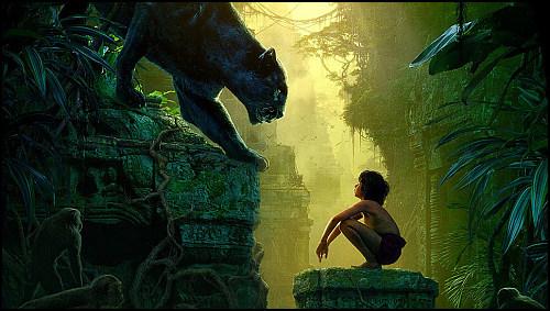 Orman Kitabı (The Jungle Book) Filminden Yeni Fragman!
